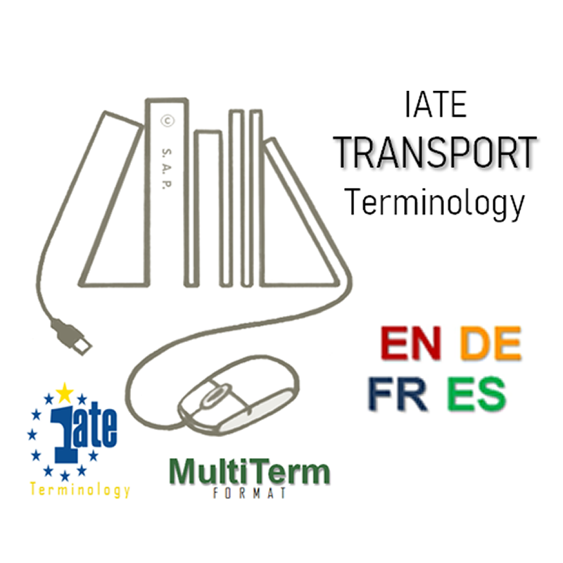 IATE TRANSPORT Terminology EN-DE-FR-ES